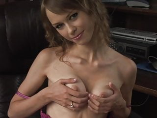 Beata Undine a Russian Beauty Gets Her Tiny Bunghole Banged
