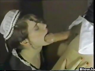 maid sucking