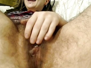 hairy webcam blow dryer