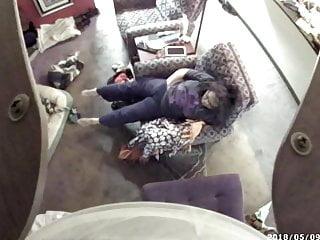 Hidden cam in ceiling fan 2