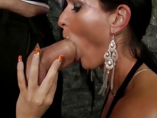 MAGMA FILM Horny German Milf takes a big dick hard and deep