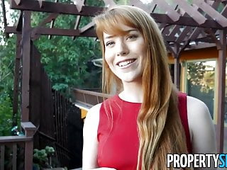 PropertySex - Sexual favors from redhead real estate agent