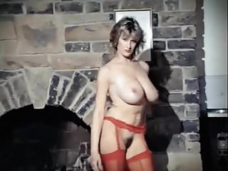 LOVE IS STRONG - vintage British big boobs striptease dance