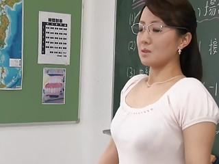 Cum Crazy Teacher