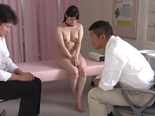 JAV teacher Rei Mizuna ENF CMNF demonstration Subtitled