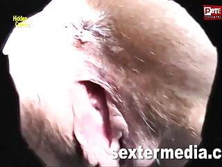 Hidden Cam - Nylon Slut