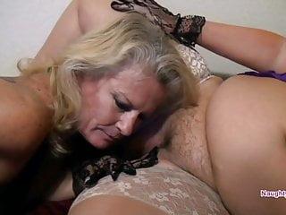 Naughty Desiree being eaten out