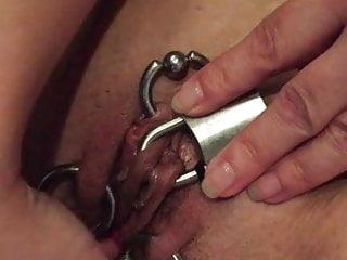masturbation et cadenas