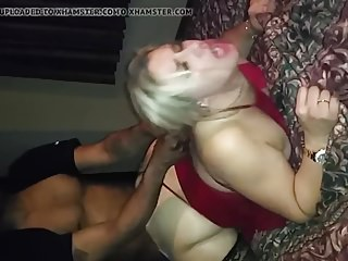 Mature White wife Fuck hard with bbc