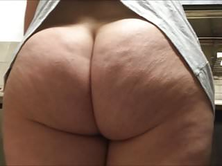 Are you ready for granny's jiggly fluffy ass?
