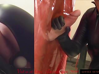 Simultaneously Orgasm at Glory Hole Cum in Mouth 3 Cams view
