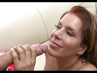 Mature Latina Enjoy Big Dick