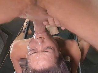 KR Extreme Deep Throat Bondage Fuck