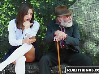RealityKings - Teens Love Huge Cocks - Abella Danger Bill Ba