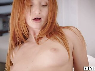 VIXEN Beautiful Assistant Fucks Her Boss To Relieve Stress