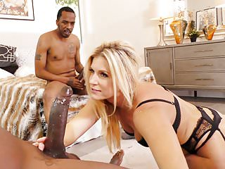 India Summer BBC Threesome
