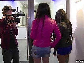 MAGMA FILM Busty German pornstars Groupsex