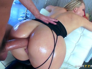 Aj Applegate and her perfect booty - Brazzers