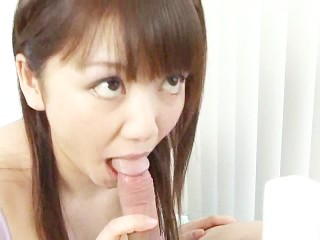Teen Asian Swallows A Load Of Cum