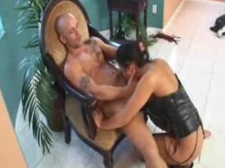 Hot asian slave Christina Aguchi ravaged hardcore!