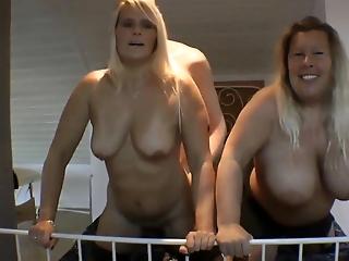 Group sex - Hot FFM threesome