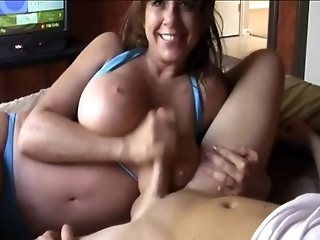 Hot Milf In Bikini