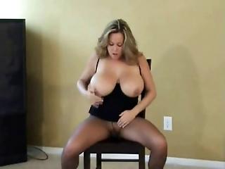 Sexy milf pantyhose