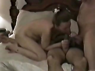 Amateur Bisex - Wife and her Boys