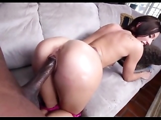 Petite Girls Getting Destroyed By Huge BBC. 2016 Compilation
