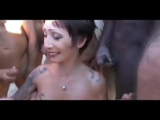Nude Beach - Cap d
