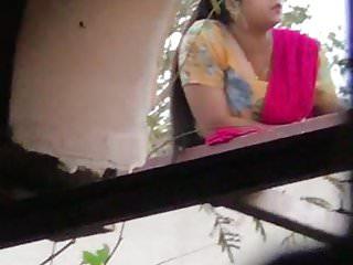 Punjabi MILF jerk off challenge part-1