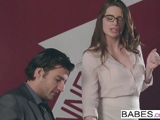 Babes - Office Obsession - Jay Smooth and Veronica Vain - Tw