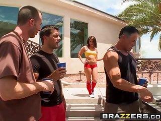 Brazzers - Teens Like It Big - Casey Cumz Jordan Ash and Ram