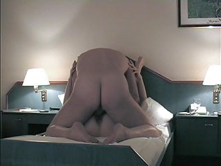 Peter and Anna with a horny deep fuck in a hotel room