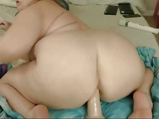 Bbw anal deep