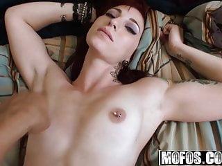 Lillian Feirah - Tattooed GF Tries Butt Sex - Lets Try Anal