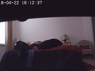 Lori the Psych caught in the act.  #HiddenCam #Masturbation