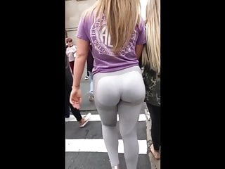 Phat Ass White Booty