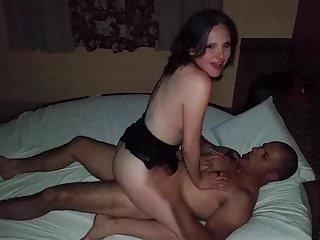 No motel com amigo e marido na filmagem