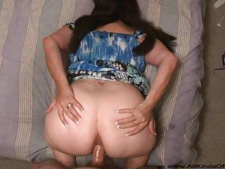 Big Tit Anal Latina MILF
