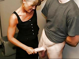 Dressed Matures With Boys Cocks