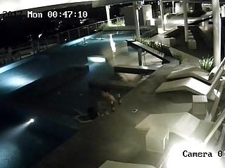 Singapore CCTV sextape