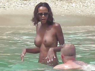 black naturist wife big tits small ass