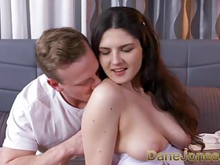 Dane Jones Cute young Italian girl with lovely tits