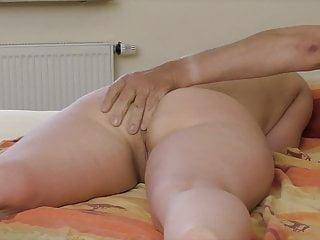 asshole massage on hidden cam, vibrator orgasm!
