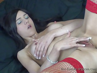 Big nipples, Big lips, Big Pulsing Orgasms