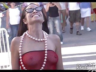Naked Daytime Street Party Fantasy Fest