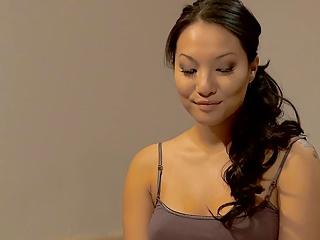 Vanilla Deville, Siri and Asa Akira - Lesbian Massage 2