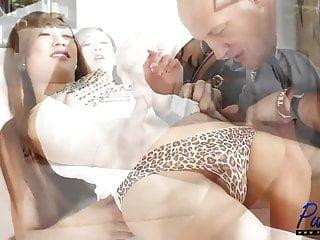 TS socialite Venus Lux gets fucked bareback