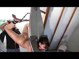 Clamped & Fucked On The Cross Molli Fuck